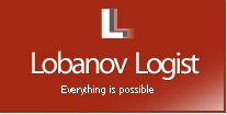 Логотип Лобанов -Логист