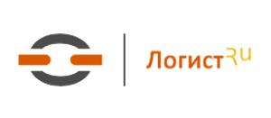 Логотип сайта logist.ru